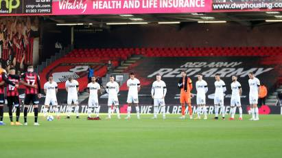 FULL MATCH REPLAY: AFC Bournemouth Vs Derby County