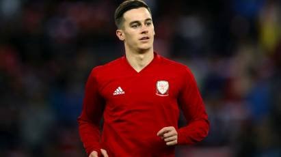 Lawrence Called Up For Wales Duty
