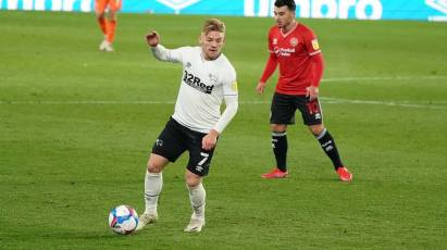 Match Gallery: Derby County 1-0 Queens Park Rangers