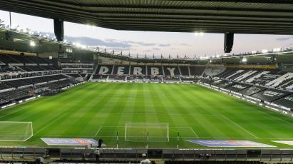 Everything You Need To Know Ahead Of Derby's Home Clash Against Barnsley