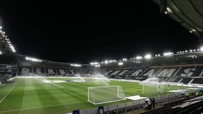 Derby County Statement: 6th November 2020