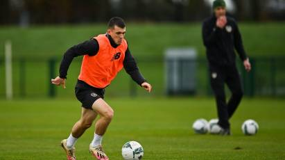 Knight Drafted Into Republic Of Ireland Senior Squad