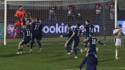 Marshall's Heroics Secure Scotland Euros Qualification