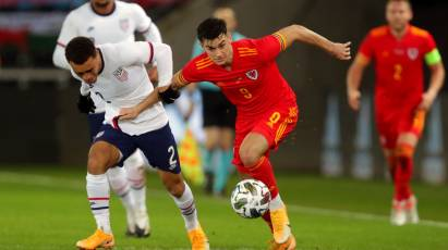 Lawrence And Jozwiak Feature On International Duty