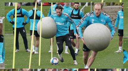 Rams Preparing For Return To Action Against Bristol City
