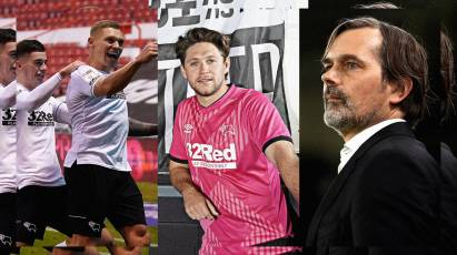 The Derby County Show: November 2020
