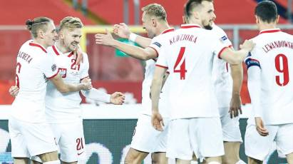 International Round Up: Jozwiak Nets First Poland Goal