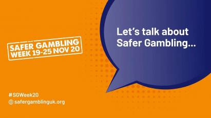 Derby County Sign Up To Support 'Safer Gambling Week 2020'