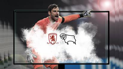 Watch From Home: Middlesbrough Vs Derby County LIVE On RamsTV - Important Information