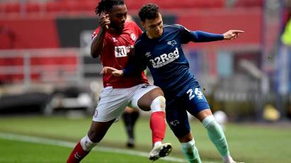 HIGHLIGHTS: Bristol City 1-0 Derby County