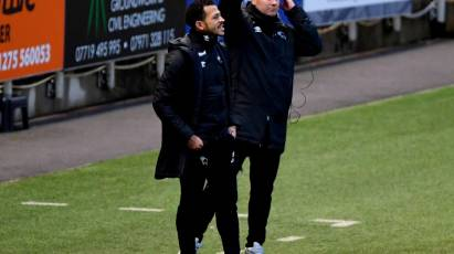 "Rosenior: ""We Need To Keep Believing"""