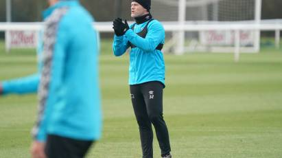 "Rooney: ""Full Focus On Wednesday"""