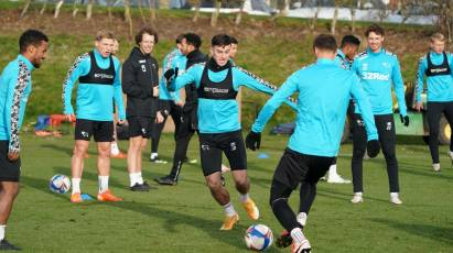 Rams Prepare For Midweek Middlesbrough Test
