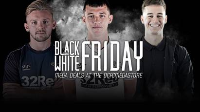 'Black And White' Friday In The DCFCMegastore