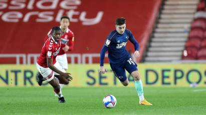 Rams Fall To Defeat Against Boro