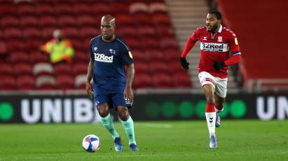 Wisdom Admits Boro Performance Was Well Below Par