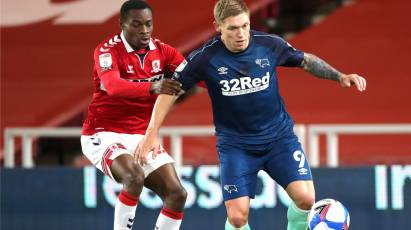 FULL MATCH REPLAY: Middlesbrough Vs Derby County