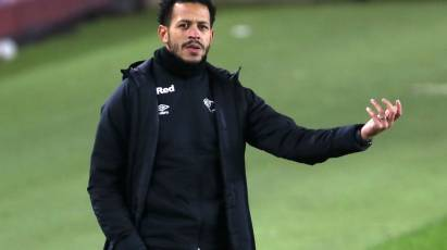Rosenior Labels Derby's Performance At Middlesbrough As 'Unacceptable'