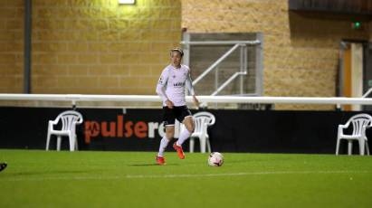 Watch Under-23s Take On Arsenal In Full