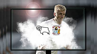 Watch From Home: Derby County Vs Coventry City LIVE On RamsTV - Important Information