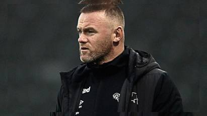 Rooney Looks Ahead To Coventry Test