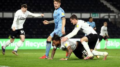 Kazim-Richards Nets First Rams Goal In Draw With Coventry