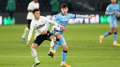 Match Gallery: Derby County 1-1 Wycombe Wanderers