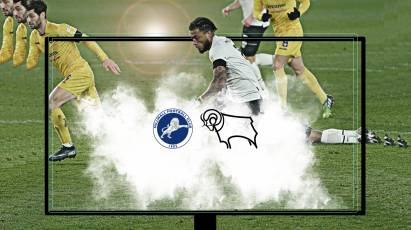 Watch From Home: Millwall Vs Derby County LIVE On RamsTV - Important Information
