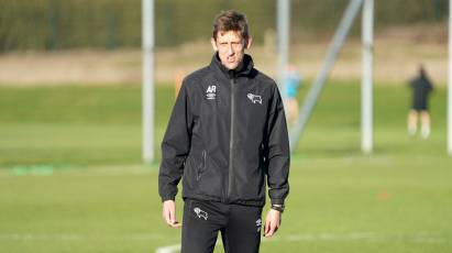 Robinson Looks Ahead To FA Youth Cup Test Against Cardiff