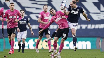 HIGHLIGHTS: Millwall 0-1 Derby County