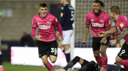 Knight Delighted To Net Winner In Millwall Victory
