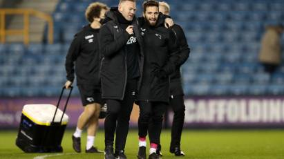 Rooney Happy To See Derby's Training Ground Work Bearing Fruit