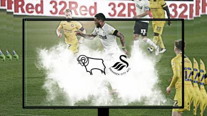 Watch From Home: Derby County Vs Swansea City LIVE On RamsTV - Important Information