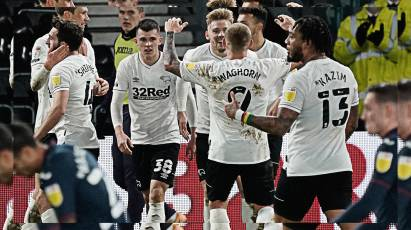 HIGHLIGHTS: Derby County 2-0 Swansea City