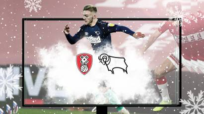 Watch From Home: Rotherham United Vs Derby County LIVE On RamsTV - Important Information