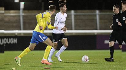 Hutchinson Believes Confidence Is High In U23s Squad