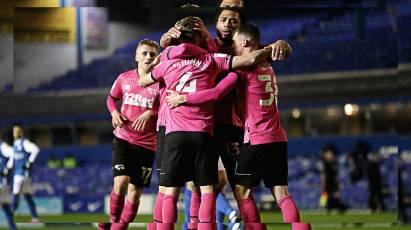 HIGHLIGHTS: Birmingham City 0-4 Derby County