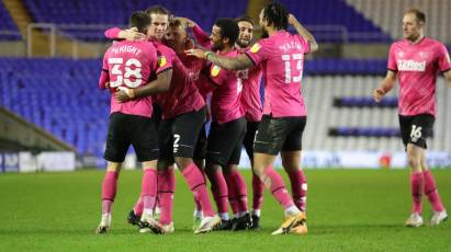 Match Gallery: Birmingham City 0-4 Derby County