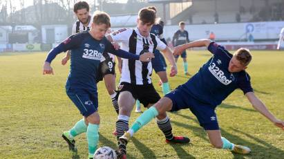 Derby Exit FA Cup Against Chorley As 14 Young Rams Make Their Debuts