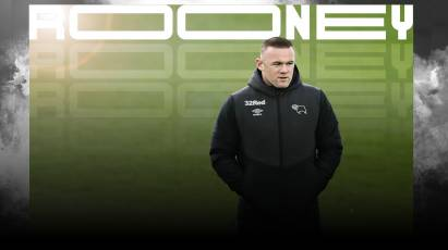 Derby County Confirm Wayne Rooney As New Manager