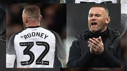 Wayne Rooney: The Derby County Journey Continues