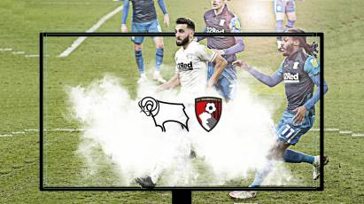 Watch From Home: Derby County Vs AFC Bournemouth LIVE On RamsTV - Important Information