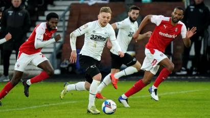 Rams Fall To Late Goal Against Rotherham