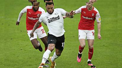 HIGHLIGHTS: Derby County 0-1 Rotherham United