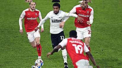 FULL MATCH REPLAY: Derby County Vs Rotherham United