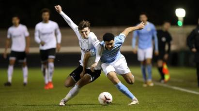 U23s Fall To Man City In Premier League 2 Return To Action