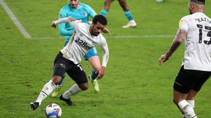 Match Gallery: Derby County 1-0 AFC Bournemouth