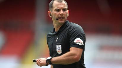 Robinson To Take Charge Of Derby's Game At Queens Park Rangers