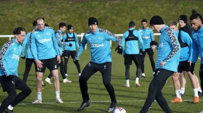 IN PICTURES: Rams Prepare For QPR Trip
