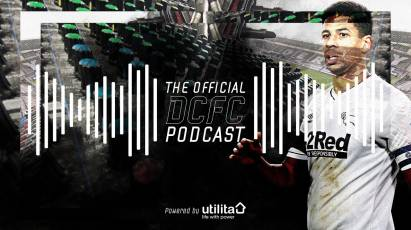 The Official Derby County Podcast: Curtis Davies